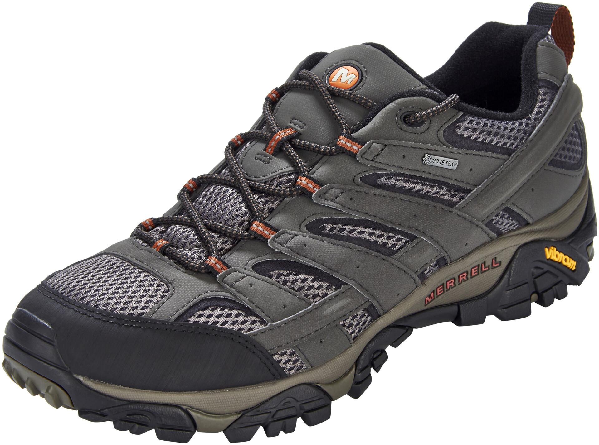 merrell moab 2 gtx hiking shoe lace